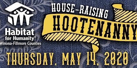 RESCHEDULED - Habitat Hootenanny tickets