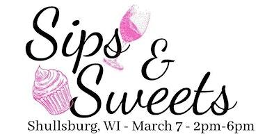 Sips & Sweets Wine Walk