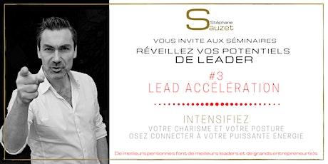 Séminaire #3 - LEAD ACCÉLÉRATION - 3J dans AIN (01) tickets