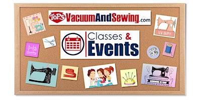 Sewing Machine Education | Sarasota, FL