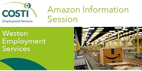 Working at Amazon Information Session tickets