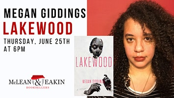 Author Event with Megan Giddings