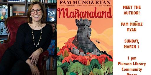 Pam Muñoz Ryan!