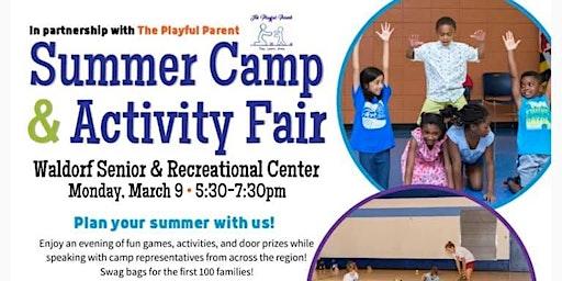 SUMMER CAMP & ACTIVITY FAIR