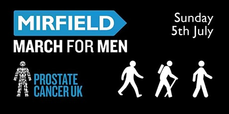Mirfield March For Men tickets