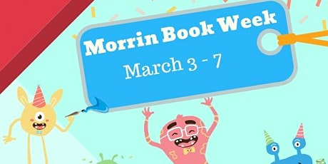 Morrin Book Week: Book Week Olympics - Les jeux olympiques tickets