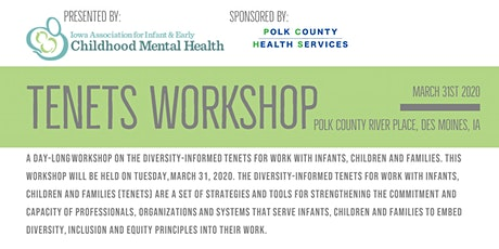 DIVERSITY-INFORMED TENETS FOR WORK WITH INFANTS, CHILDREN AND FAMILIES tickets