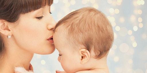 Baby Mindful voor ouders en baby's van 6 weken tot 6 maanden