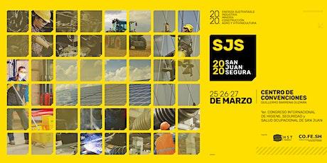San Juan Segura 2020 entradas