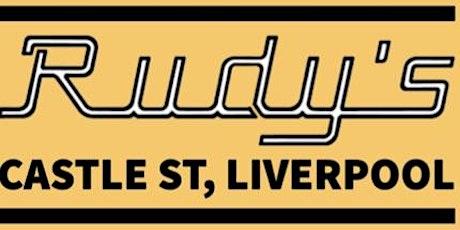 MWLD Pizza & Spritz Masterclass at Rudy's tickets