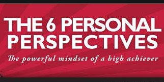 Six Personal Perspectives