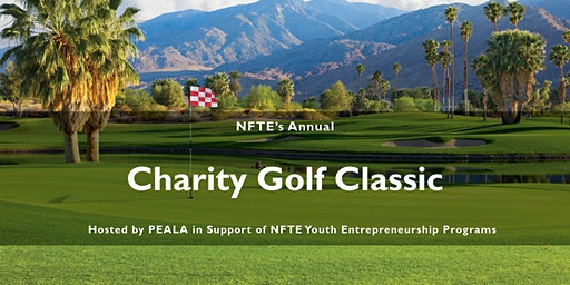 NFTE's 10th Annual PEALA Charity Golf Classic