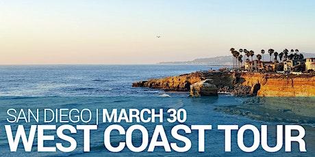 West Coast Tour – San Diego – March 2020 tickets