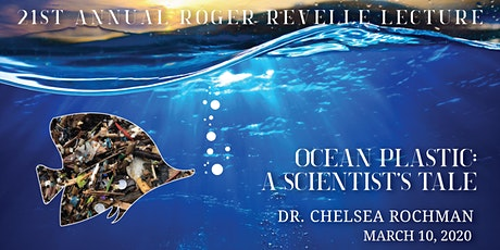 21st Annual Roger Revelle Commemorative Lecture tickets