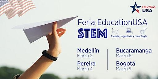 Feria de Universidades EducationUSA STEM - Ciencia, Ingeniería y Tecnología