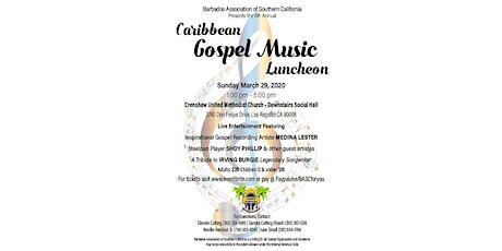 BASC's 6th Annual CARIBBEAN GOSPEL LUNCHEON tickets