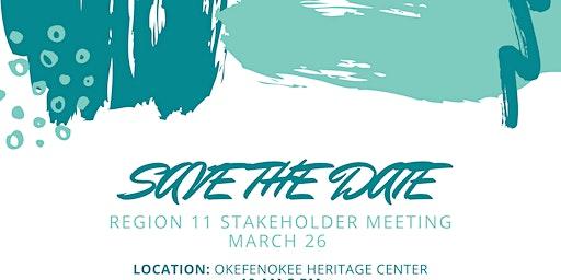 Region 11  C3 Stakeholder Meeting