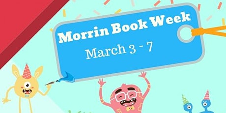 Morrin Book Week: Book Week Olympics tickets