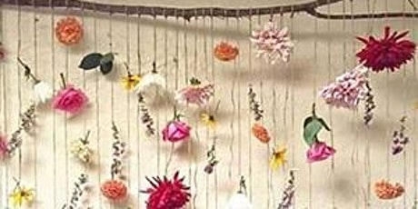 Floral Hanging Art tickets