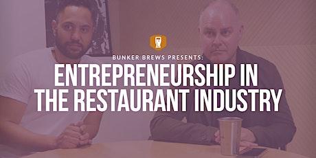 Bunker Brews Seattle: Entrepreneurship in the Restaurant Industry tickets