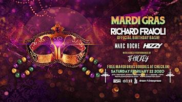 Royale Saturdays: Mardi Gras