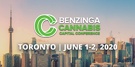 2020 Cannabis Capital Conference – Toronto tickets