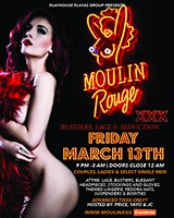 Moulin Rouge - XXX Noir Edition