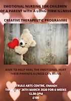 Emotional Nursing for Children of a Parent with a Long Term Illness