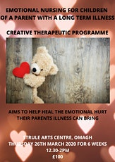 Emotional Nursing for Children of a Parent with a Long Term Illness tickets