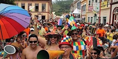 Carnaval em São Luiz do Paraitinga 2020
