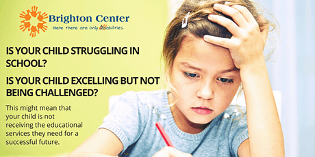 Special Education 101 (2-part series) - March 19 and March 26 at Any Baby Can tickets
