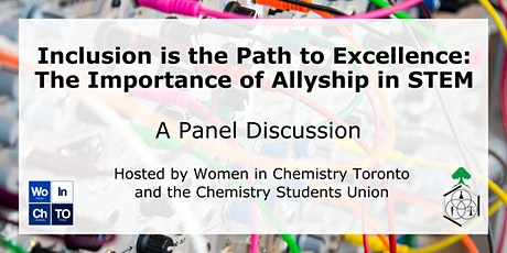 Inclusion is the Path to Excellence: The Importance of Allyship in STEM tickets