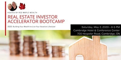 Real Estate Investor Accelerator Bootcamp by Red Maple Wealth