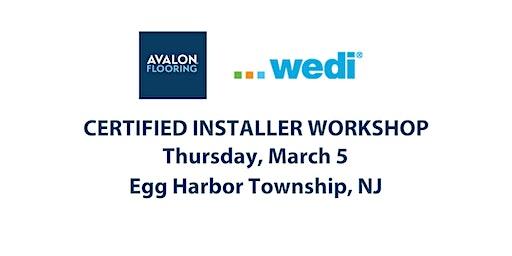Wedi Certified Installer Workshop