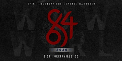 It's February: The Upstate Campaign
