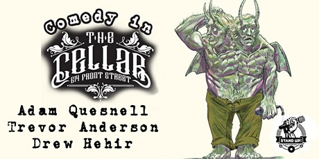 Comedy in the Cellar - Adam Quesnell tickets