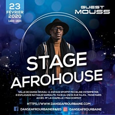 Stage d'afrohouse par Mouss, collectif afronovo billets