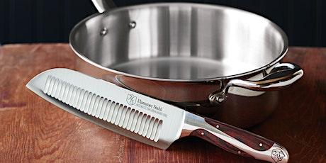 Hammer Stahl Cookware & Cutlery Class-Sendik's at The Corners of Brookfield tickets