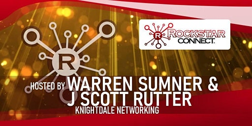 Free Knightdale Networking Event powered by Rockstar Connect (March, NC)