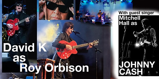 Roy Orbison B-Day Bash Rockabilly Party, with guest Johnny Cash!
