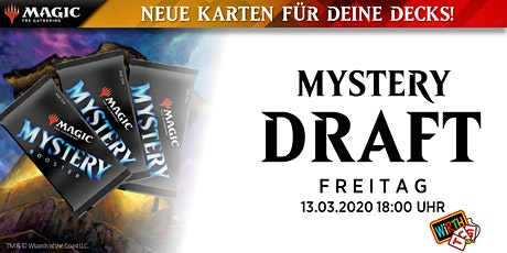 Magic: DRAFT - Mystery Edition Tickets