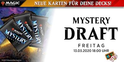 Magic: DRAFT - Mystery Edition