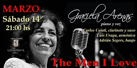 Graciela Arenas - The Man I Love entradas