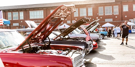 Spirit of America Car Show & Drive In 2020 tickets