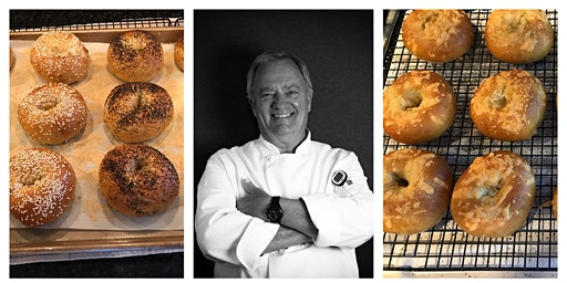 Adult Baking Series - Bagels & Fun with Cream Cheese with Bill the Baker