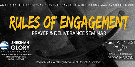 RULES OF ENGAGEMENT SEMINAR tickets