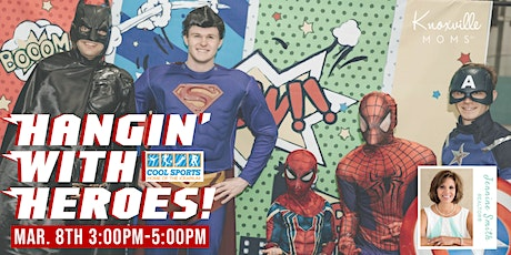 Knoxville Moms :: 2nd Annual Hangin' with Heroes tickets