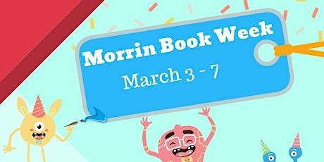 Morrin Book Week: Let's Code - Programmons tickets