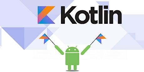 Intro to Kotlin Mobile & Web Development tickets