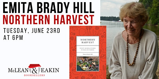 Author Event with Emita Brady Hill